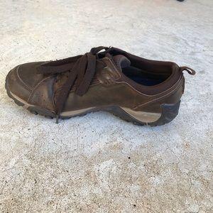 Merrell Bellot Dark Earth Leather Performance Shoe